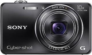 ソニー SONY Cyber-shot WX100 (1820万/光学x10) ブラック