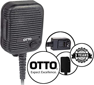 OTTO Evolution Speaker Microphone for Relm Bendix King DPH LPH and GPH Two Way Radios