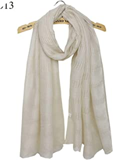 Wrap Shawls Fringe Long Pashmina Women Shawl Veil Scarf Lace Muslim Hijab Scarf