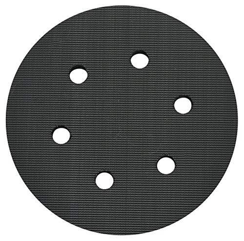 PORTER-CABLE Hook And Loop Pad for 7336 & 97366 Sanders, 6-Inch, 6-Hole (18001)