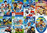Paw Patrol - Volume 1-7 im Set - Deutsche Originalware [7 DVDs]