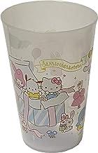 Sanrio Characters Plastic Cups 12.5 cm(T) 450ml Dinnerware Drinkware Saucers Kitchen