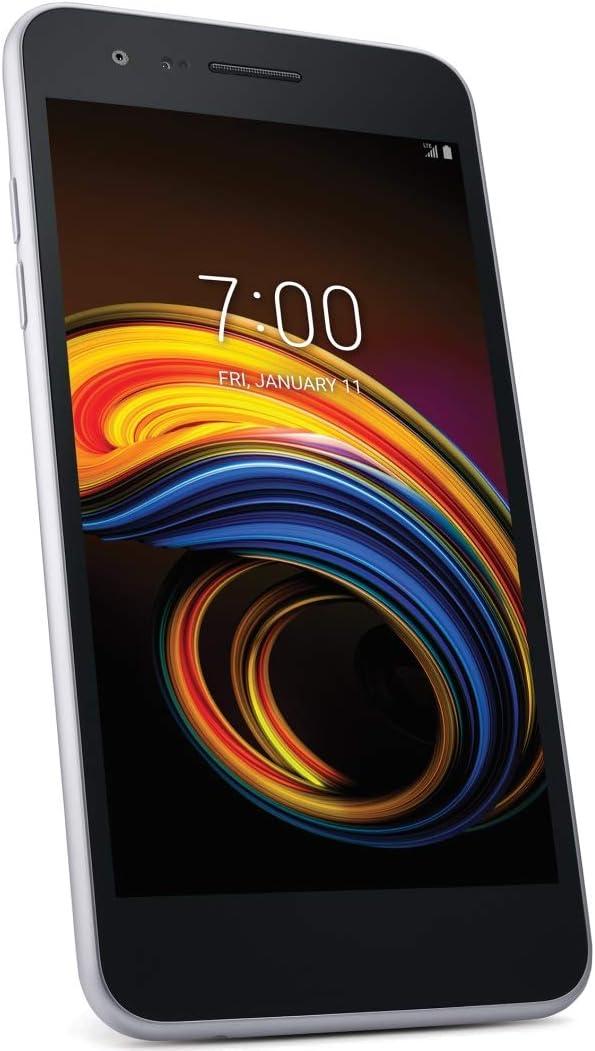 Virgin Mobile LG Sale Special Price Tribute Empire Smartphone Silver Finally popular brand 16GB Prepaid