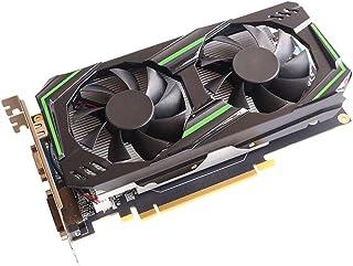 SUCHUANGUANG Portátil NVIDIA GTX 550 Ti Piecei-e 2.0 Tarjeta gráfica discreta 6GB DDR5 192 bit Compatible con HDMI para Ta...