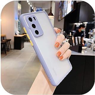 for Huawei P40 P30 P20 Lite ProのHUJEA電話ケースfor Huawei Mate 30 20 Pro Honor 8X 9X 9A X10 Pro 30Sの豪華な保護ケース-BZL-for Huawei P30...