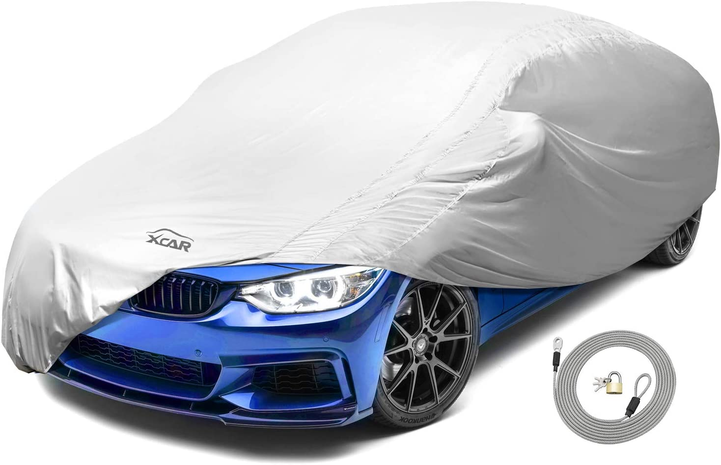 XCAR New product Solar Arlington Mall Shield Breathable UV Protection U Car Fits Cover Cars