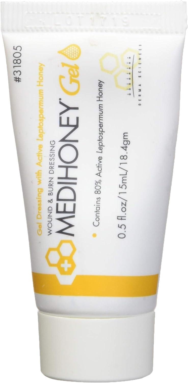 Max 42% OFF Improved Medihoney Gel Wound and from Scie Finally popular brand Derma Burn Dressing