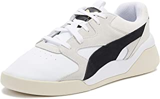 PUMA Aeon Heritage Womens White/Black Trainers