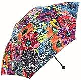 WYZQ Paraguas de Viaje Plegable Paraguas Ultraligero | Paraguas Resistente y portátil de 6 Costillas, fácil de Llevar (B, Tamaño: 22,5 cm * 6 K), Paraguas