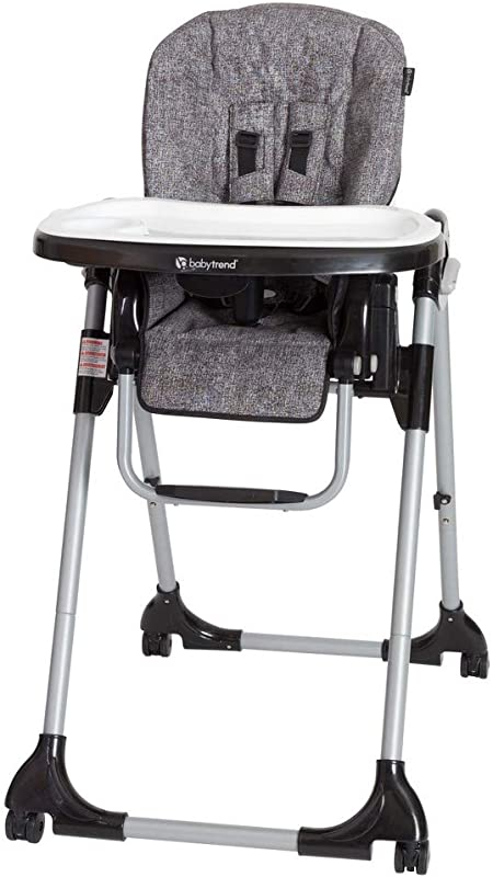 Baby Trend 174 A La Mode Snap Gear 5 In 1 High Chair Java Java