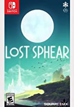 Lost Sphear - Nintendo Switch [Japanese (text,voice) , English French German (subtitles)]