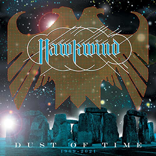 Hawkwind: Dust of Time-An Anthology (Audio CD (Compilation))