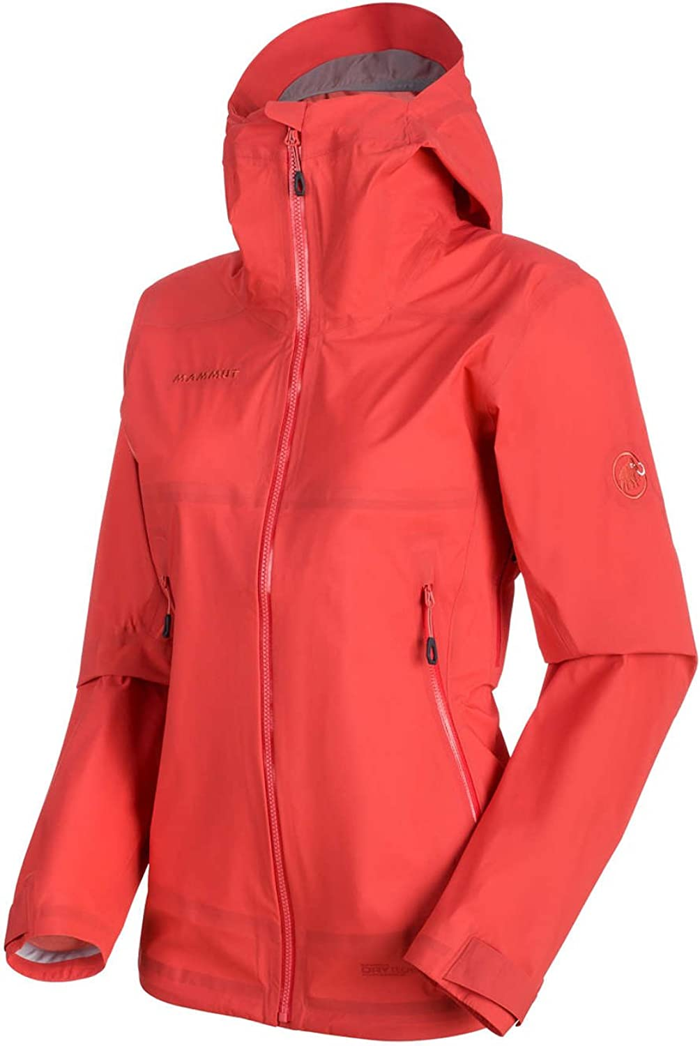 Mammut Masao Light Jacket Women red 2018 winter jacket
