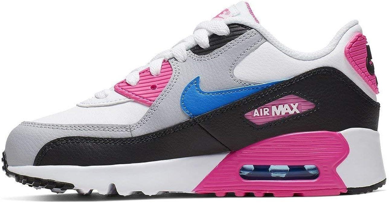 Nike Air Max 90 LTR (PS), Scarpe Running Bambina : Amazon.it: Moda
