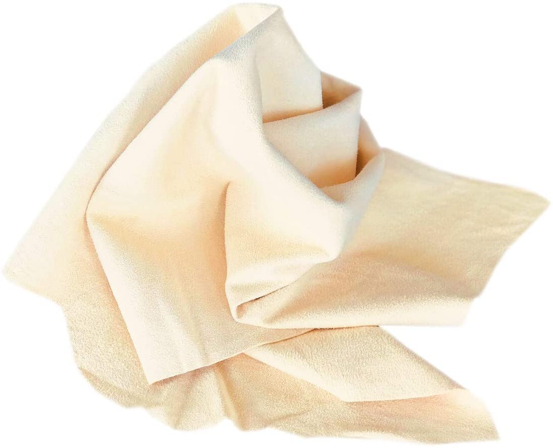 Sheepskin Elite Baltimore Mall Chamois Drying Cloth Car Real Towel Leath Sale SALE% OFF