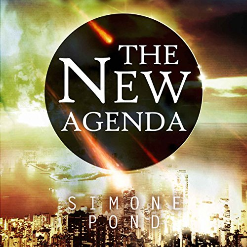 The New Agenda audiobook cover art