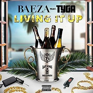 Living It Up (feat. Tyga) - Single