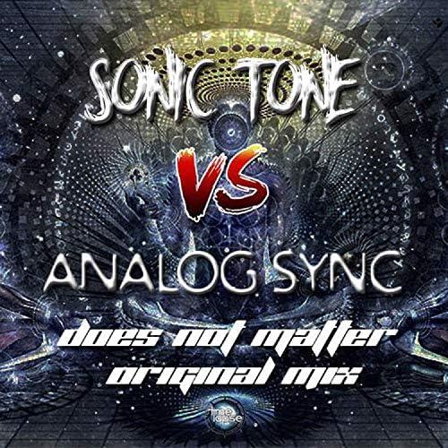 Analog Sync & Sonic Tone