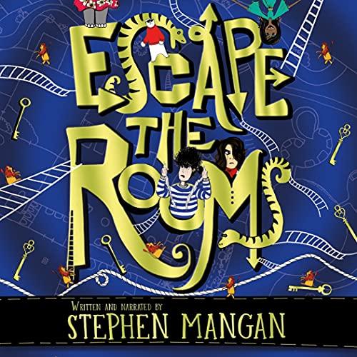 Escape the Rooms cover art