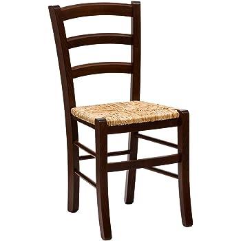 La ameublement et 133 087 045 Chaise, Bois, Marron, 46 x 42