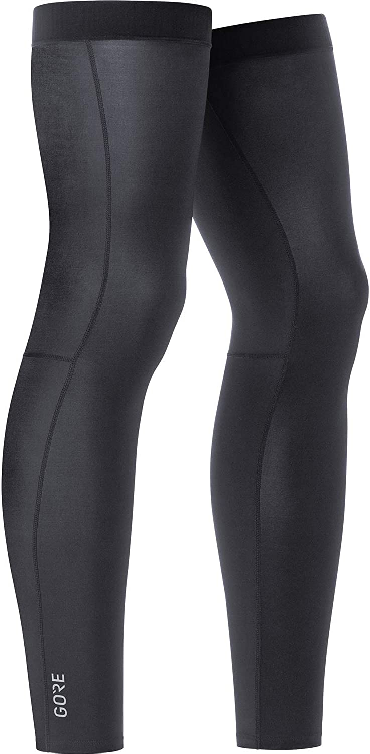 GORE WEAR Unisex 2021new shipping free shipping Cycling Leg Super sale period limited Warmers Black