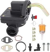 CQYD New Fuel Pump for Kohler 1255902-S 1255901-S 1239303 1255901 12 559 02-S 12 559 01-S 12 393 03 CH CV 11-16 Hp Motor