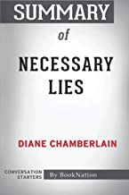 Summary of Necessary Lies: By Diane Chamberlain: Conversation Starters