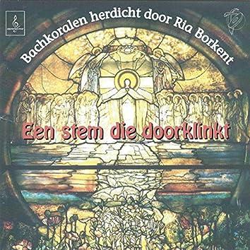 Een stem die doorklinkt - Bachkoralen herdicht in het Nederlands