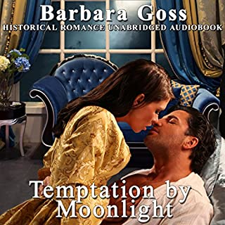 Temptation by Moonlight audiobook cover art