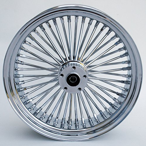 "Ultima King Spoke Rear Wheel, 18"" x 5.5"", Ball Bearing, 1"" Axle, 37-510"