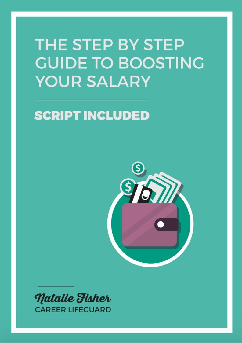 The Step by Step Guide to Boosting Your Salary