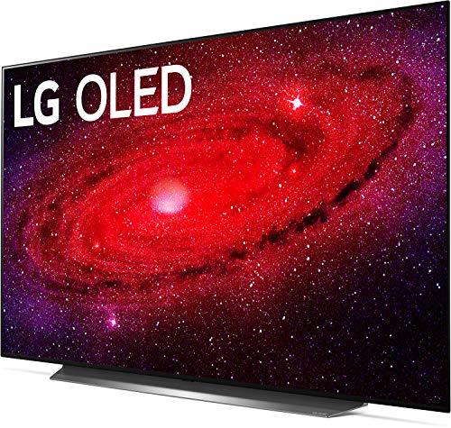 LG OLED55CX9LA 139 cm (55 Zoll) OLED Fernseher (4K, Dual Triple Tuner (DVB-T2/T,-C,-S2/S), Dolby Vision, Dolby Atmos, Cinema HDR, 100 Hz, Smart TV) [Modelljahr 2020] - 8