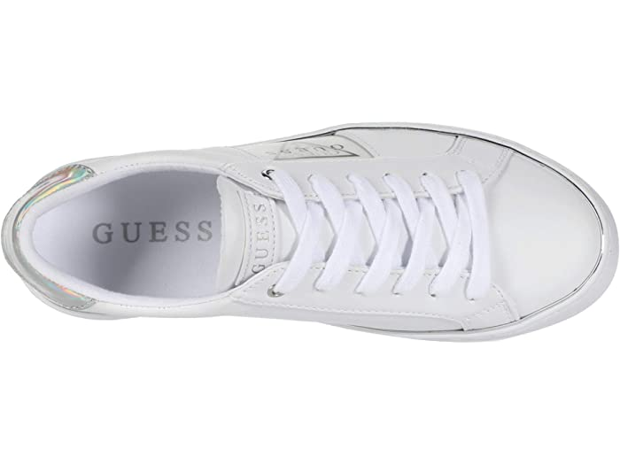 Guess Gimmie White Sneakers & Athletic Shoes