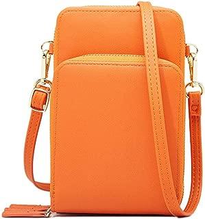 JYSPEN Shoulder Bag, Women Large Capacity Cellphone Bag Messenger Bags Card Holder Crossbody Bag