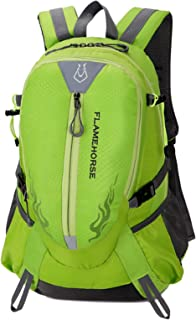 Outdoor Pack, yongluo Lightweight Water-resistant Hiking Backpack for Men Women Outdoor Camping Travel Backpack Daypack