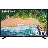 Samsung UN43NU6900 43-Inch NU6900 Smart 4K UHD TV (2018 Model) - (Renewed)