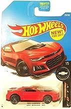 Hot Wheels 2017 Camaro Fifty 2017 Camaro ZL1 220/365, Red