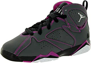 8f64910512a Nike Jordan Kids Jordan 7 Retro Gp Basketball Shoe