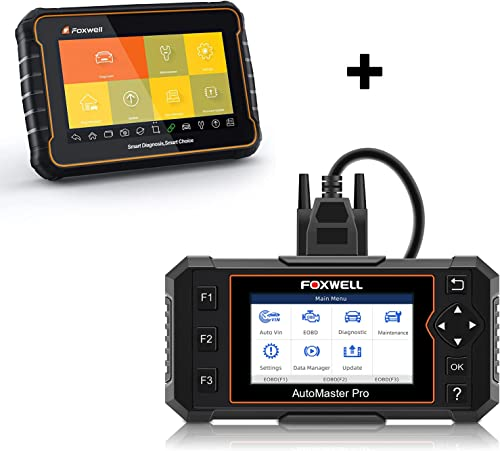 wholesale FOXWELL online NT614 Elite OBD2 Scanner and GT60 Plus Bi-Directional OBD Android Tablet Scan new arrival Tool online