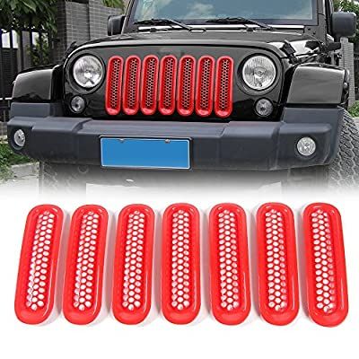 RT-TCZ Cowl Body Armor Outer Cowling Cover 2007-2017 Jeep Wrangler JK & Unlimited Rubicon Sahara Auto Accessories- Pair