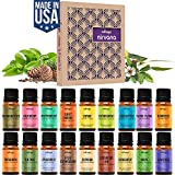 Natrogix Essential Oils 18 Pack 10ml Made in...