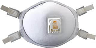 3M Particulate Welding Respirator 8512, N95 (Pack of 10)