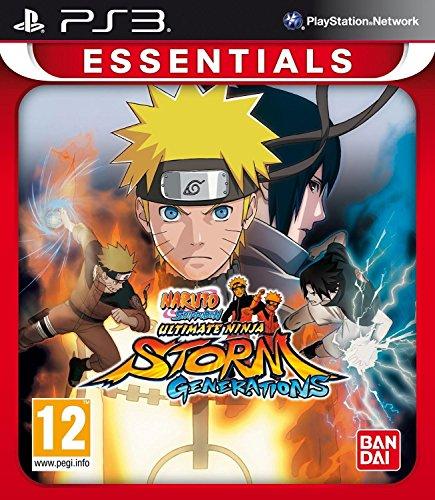 Naruto Shippuden Ultimate Ninja Storm Generations Essentials (PS3)