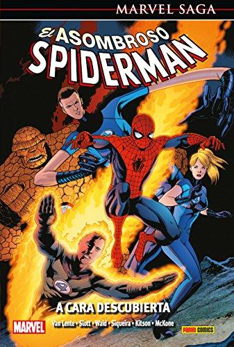 El asombroso Spiderman 21. A cara descubierta