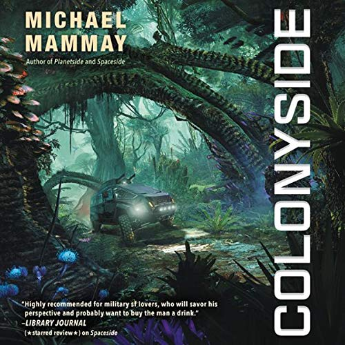 Colonyside  By  cover art