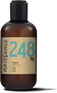 Naissance Huile Végétale de Sésame (n° 248) - 250ml - 100% pure et naturelle