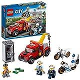 LEGO City - La poursuite du braqueur - 60137 -  Jeu de Construction