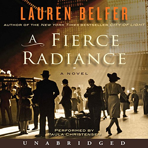 A Fierce Radiance  audiobook cover art