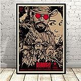 Plakat Und Drucke Quentin Tarantino Django Unchained