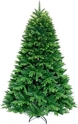 ALEKO CTG59H618 Ultra Lush Traditional Lifelike Artificial Indoor Christmas Holiday Tree 5 Foot
